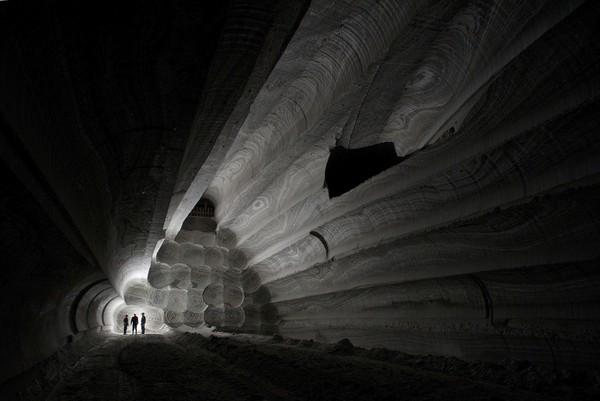 Silvenit Madenlerinin büyüleyici güzelliği
