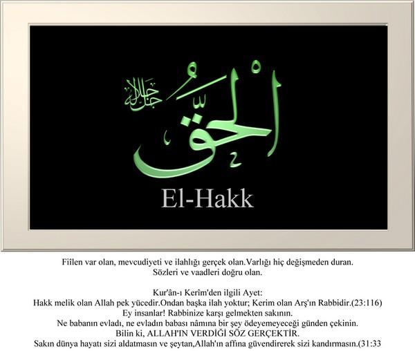 el-hakk