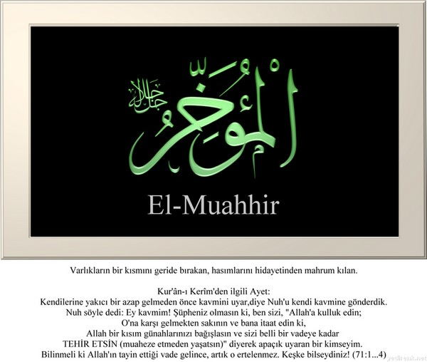 el-muahhir