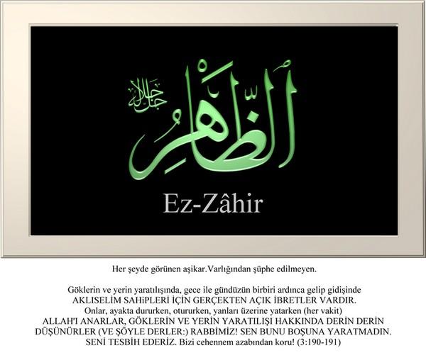 ez-zahir