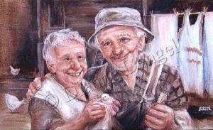 mutluluğun yaşı yoktur