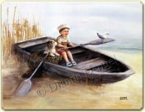 kayık kıyıda, gitmiyor olsun o çocuk kim bilir onu nerelerden geçiriyor