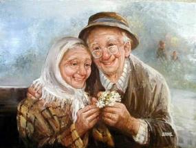 kadınlar her yaşta çiçektir