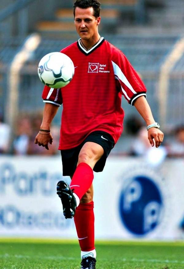 Michael Schumacher - 10
