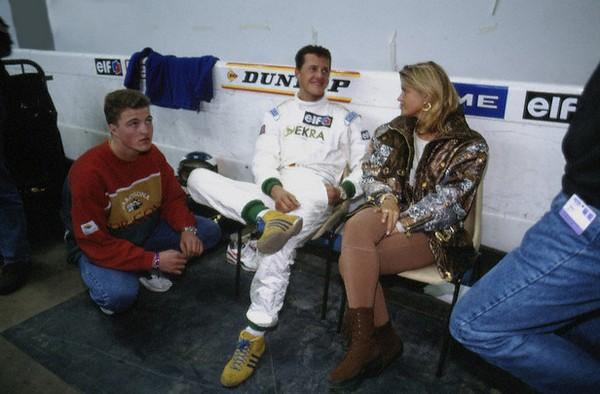 Michael Schumacher - 104