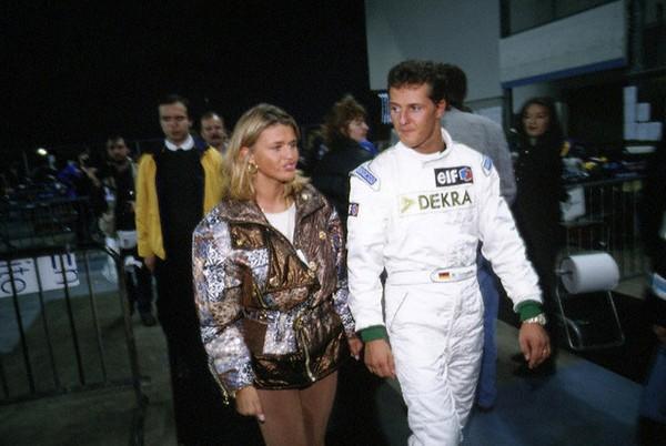 Michael Schumacher - 108