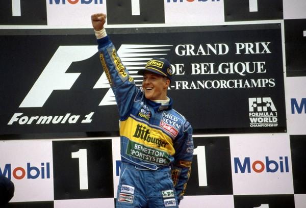 Michael Schumacher - 110