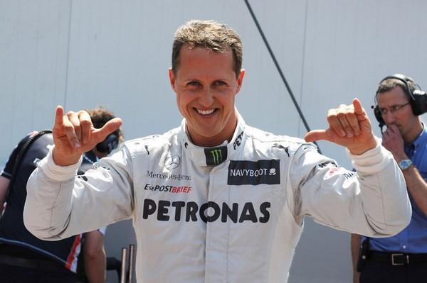 Michael Schumacher - 12