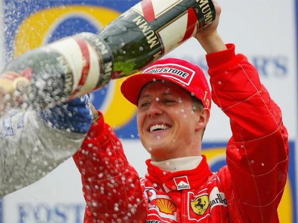 Michael Schumacher - 141