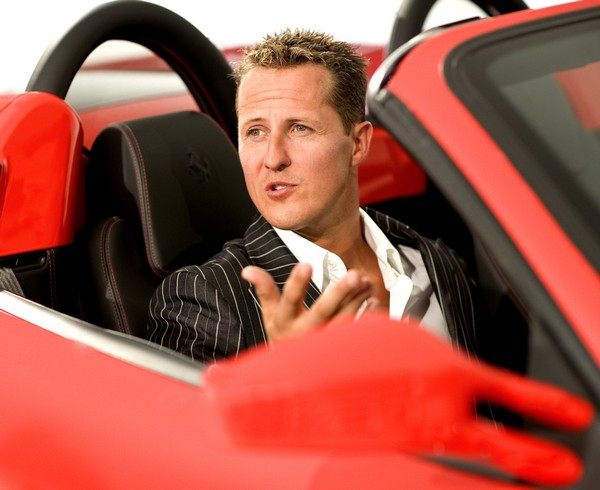 Michael Schumacher - 146