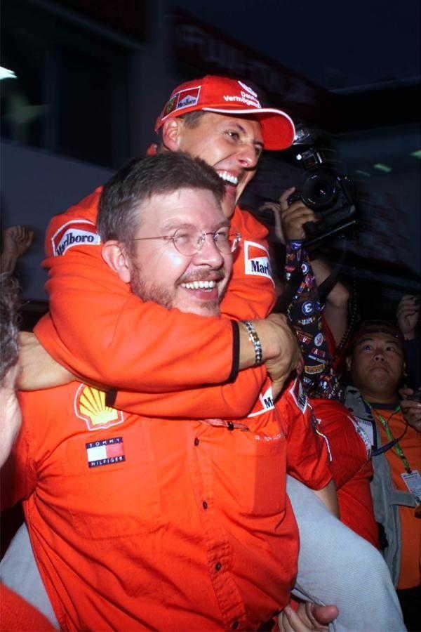 Michael Schumacher - 149