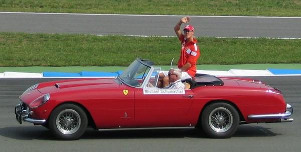 Michael Schumacher - 150