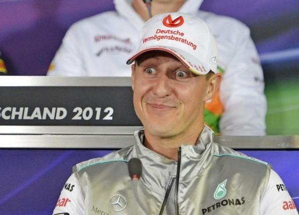 Michael Schumacher - 155
