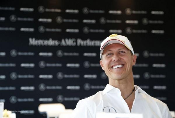 Michael Schumacher - 157