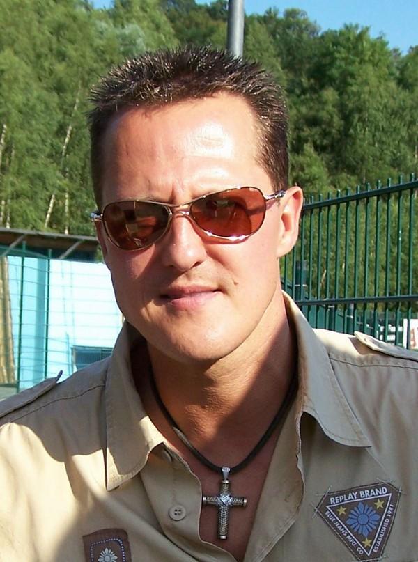 Michael Schumacher - 163