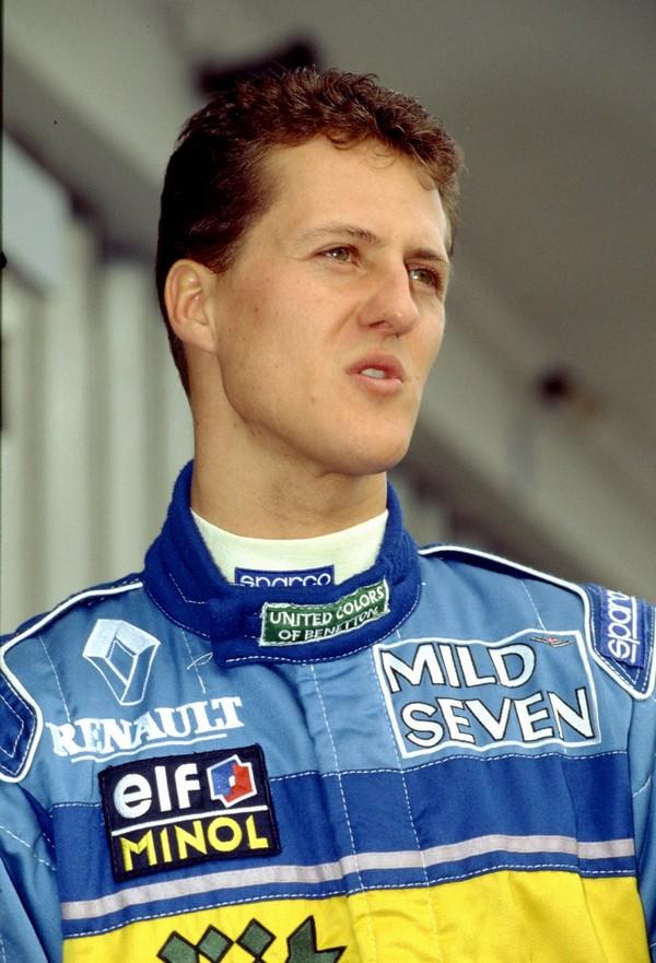 Michael Schumacher - 164