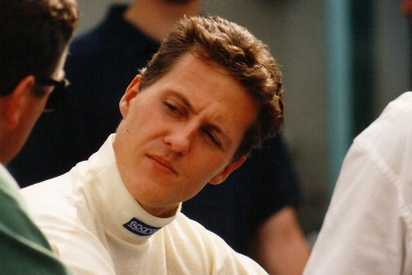 Michael Schumacher - 165