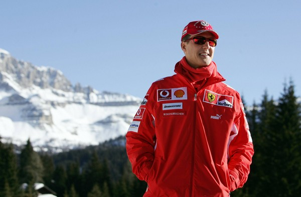 Michael Schumacher - 186
