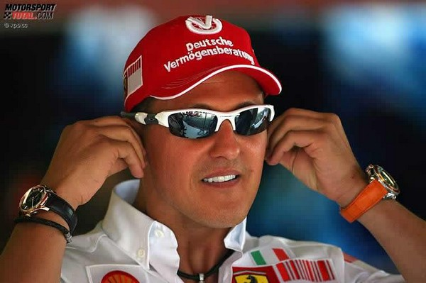 Michael Schumacher - 187