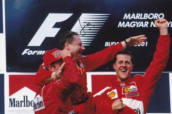 Michael Schumacher - 189