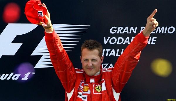 Michael Schumacher - 19