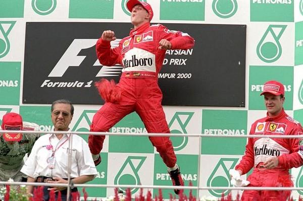 Michael Schumacher - 191
