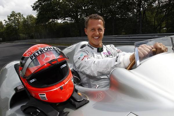 Michael Schumacher - 192