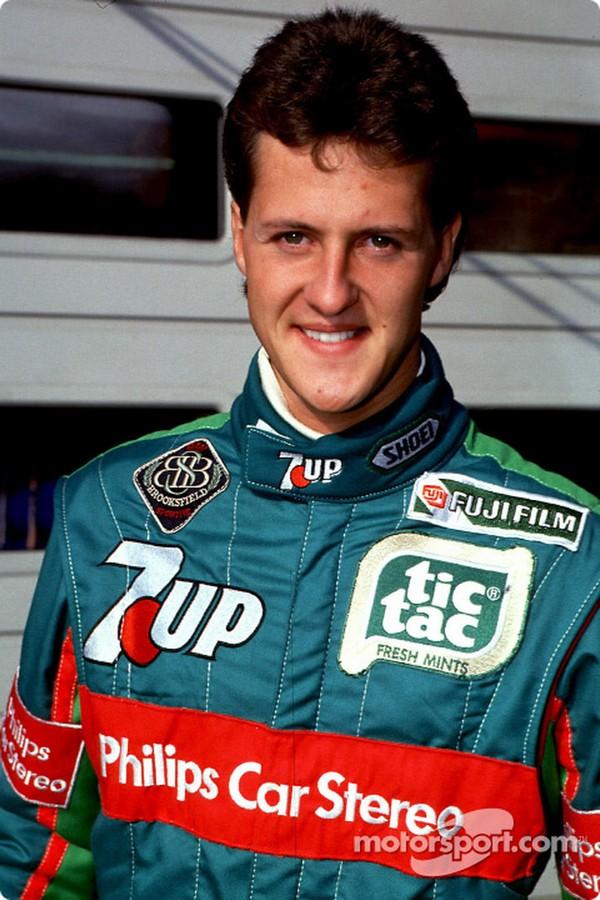 Michael Schumacher - 194