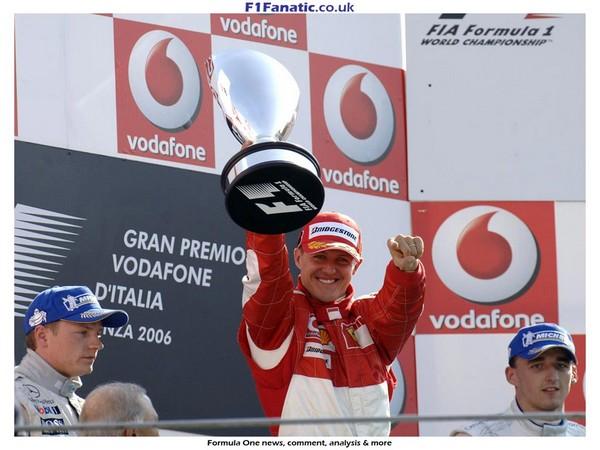 Michael Schumacher - 200