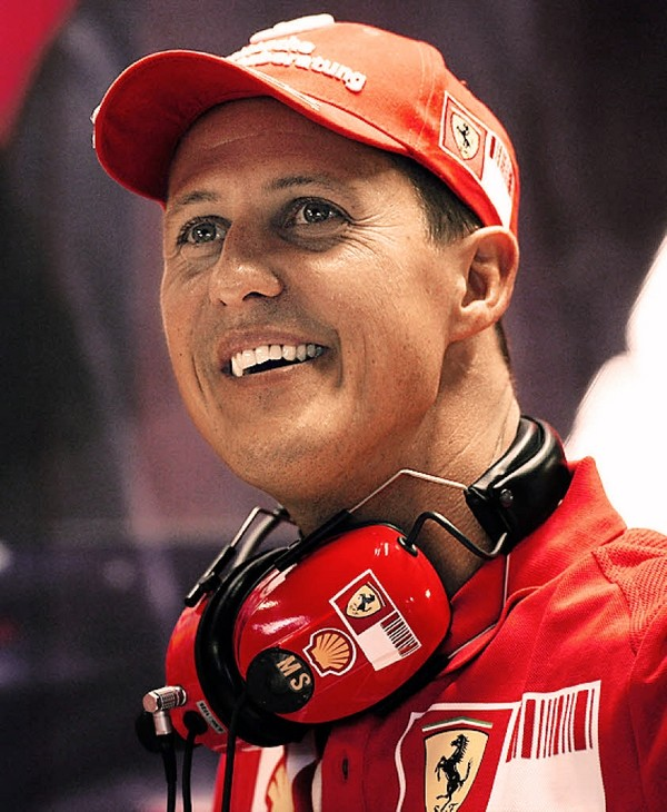Michael Schumacher - 201