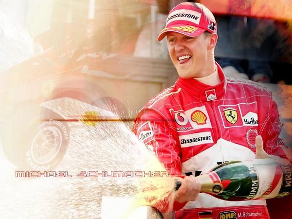 Michael Schumacher - 203