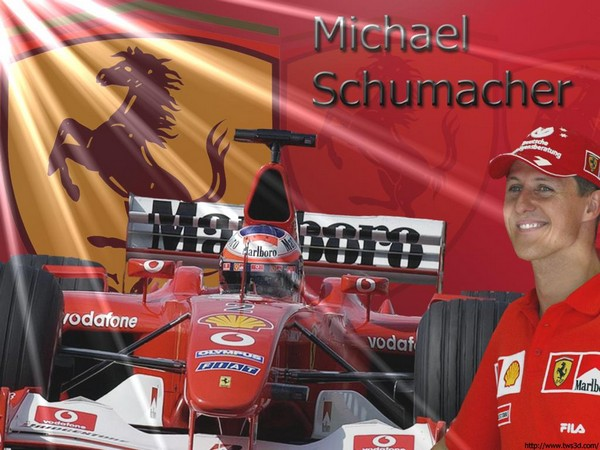Michael Schumacher - 206