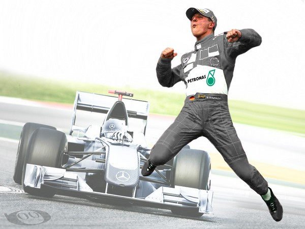 Michael Schumacher - 207