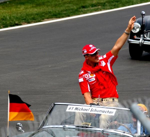 Michael Schumacher - 208