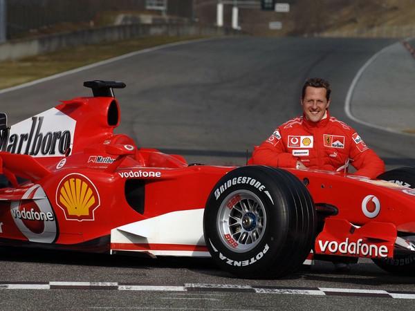 Michael Schumacher - 221