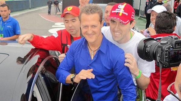 Michael Schumacher - 222