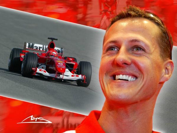 Michael Schumacher - 223