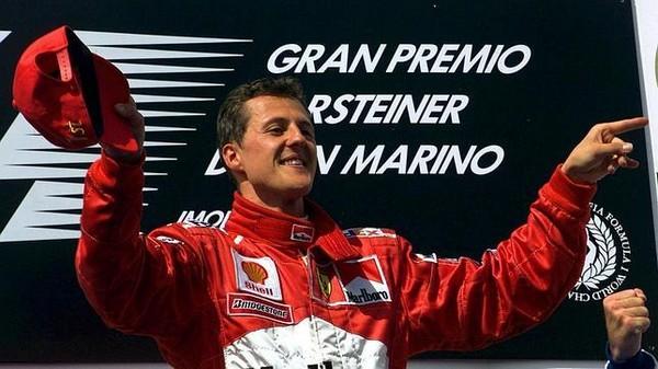 Michael Schumacher - 226