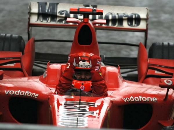 Michael Schumacher - 227