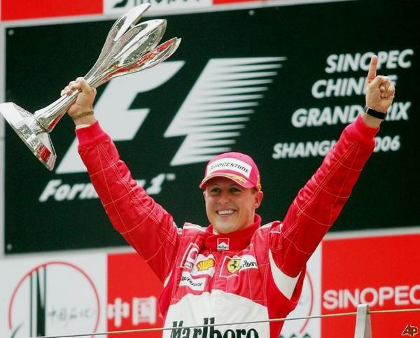 Michael Schumacher - 228