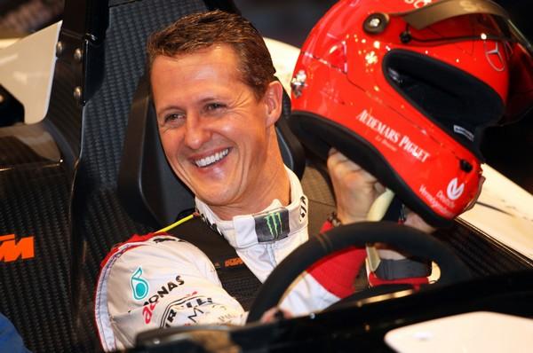 Michael Schumacher - 242