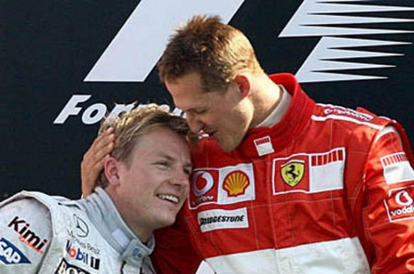 Michael Schumacher - 250