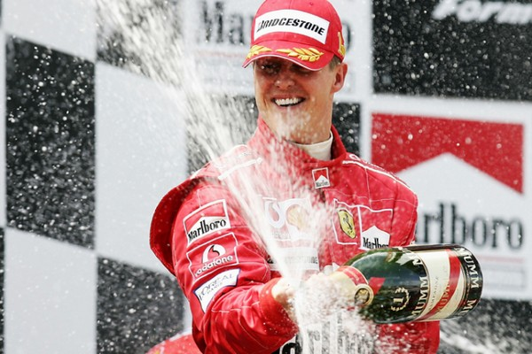 Michael Schumacher - 253