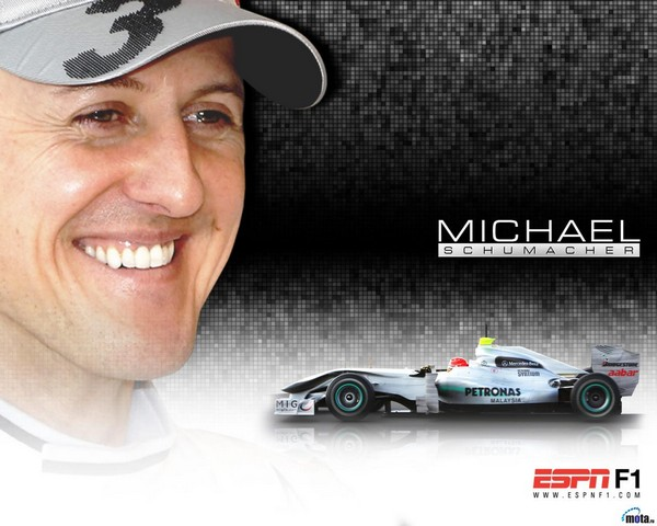 Michael Schumacher - 260