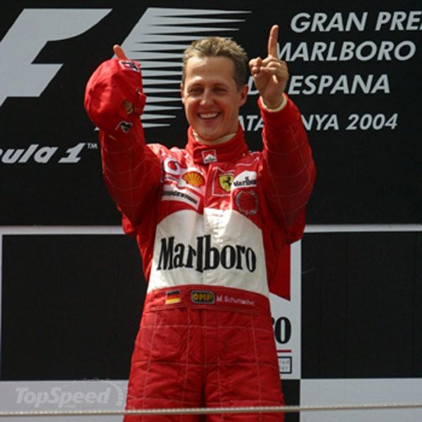 Michael Schumacher - 267