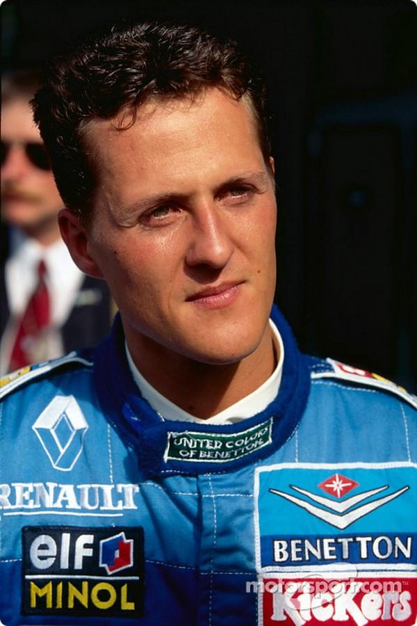 Michael Schumacher - 277