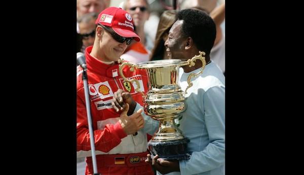 Michael Schumacher - 28