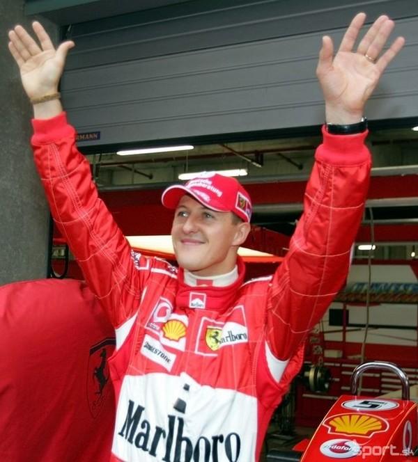 Michael Schumacher - 282