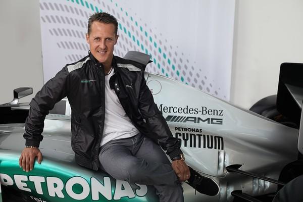 Michael Schumacher - 285