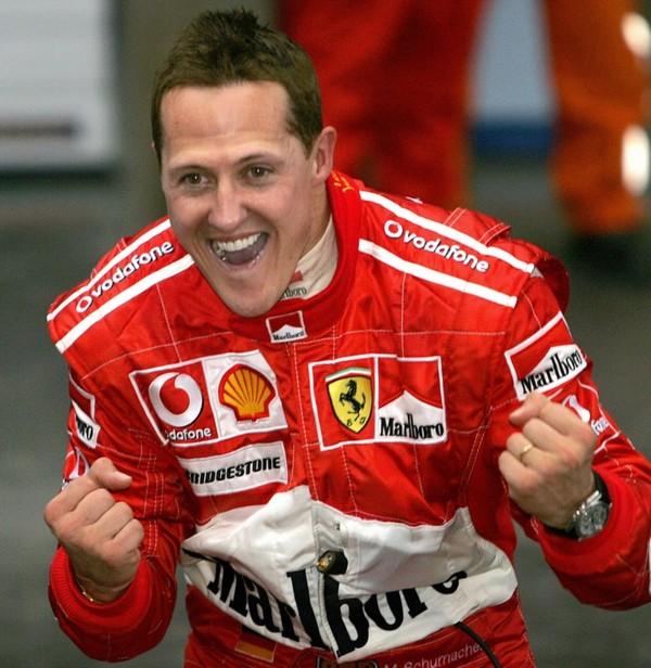 Michael Schumacher - 286